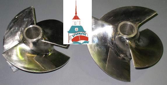 Изготовим импеллер для любого водомета в комсомольске